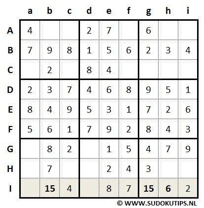 sudoku tips beginners